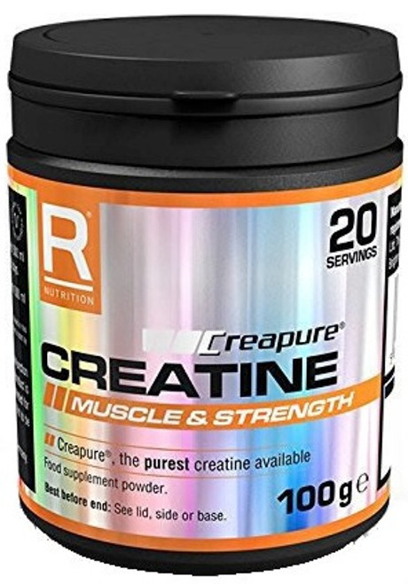 Reflex Nutrition Creapure CREATINE 100 G (20 Servings)