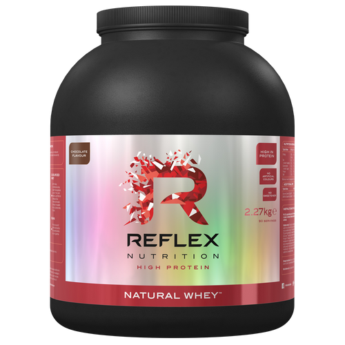 Reflex Nutrition NATURAL WHEY 2.27 KG (90 Servings)