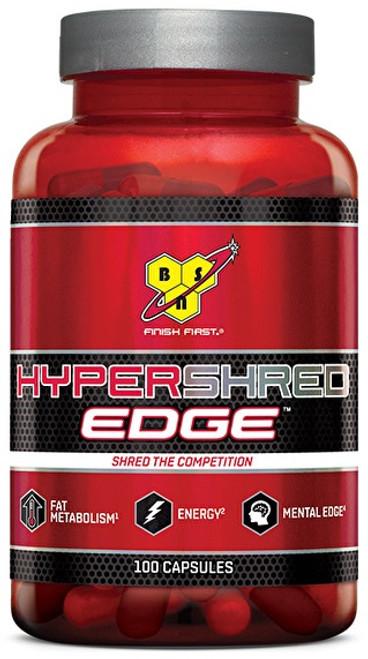 BSN HYPERSHRED Edge 100 Capsules