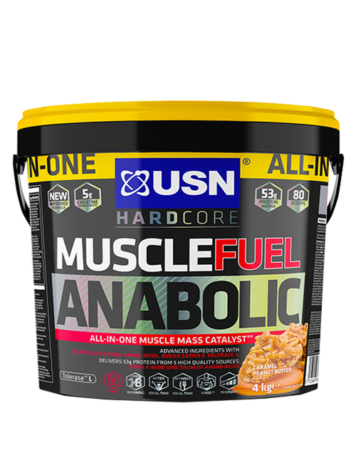 USN MuscleFuel Anabolic 4 KG