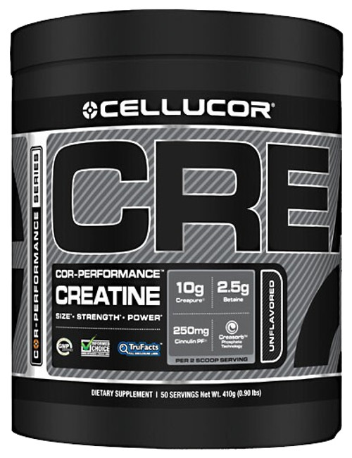 Cellucor CRE COR Performance Creatine 50 Servings