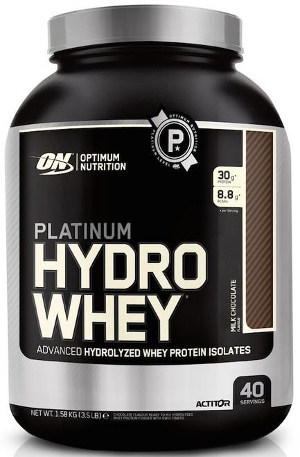 Optimum Nutrition Platinum Hydro Whey 1.58 KG (3.5 LB)