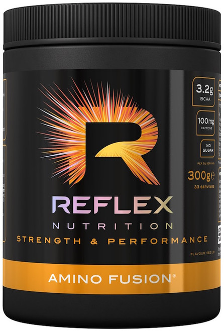 Reflex Nutrition AMINO FUSION 300 G (33 Servings)