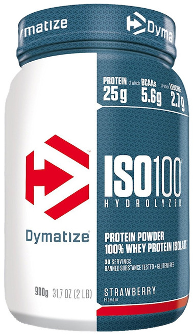 Dymatize ISO 100 900 G (2 LB) New Look