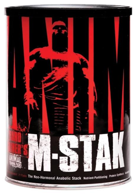Animal M-STAK 21 Packs