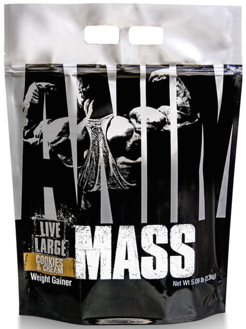 Animal MASS 2.3 KG (5.09 LB)