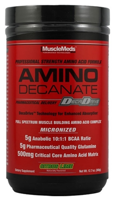 MuscleMeds Amino Decanate 360 G
