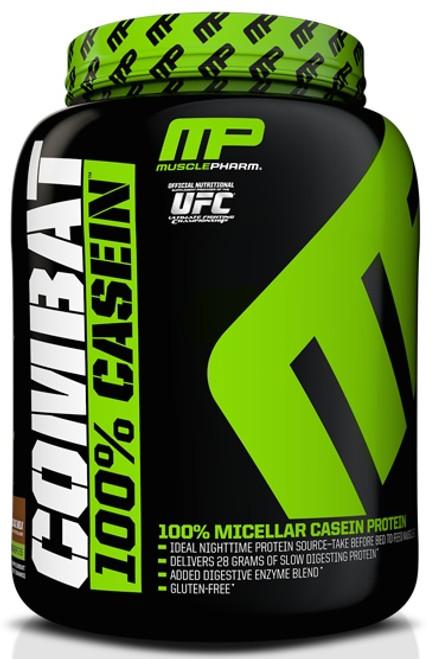 MusclePharm Combat 100% Casein 907 G (2 LB)