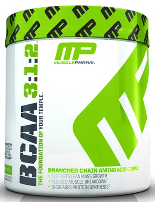 MusclePharm BCAA 3:1:2 30 Servings