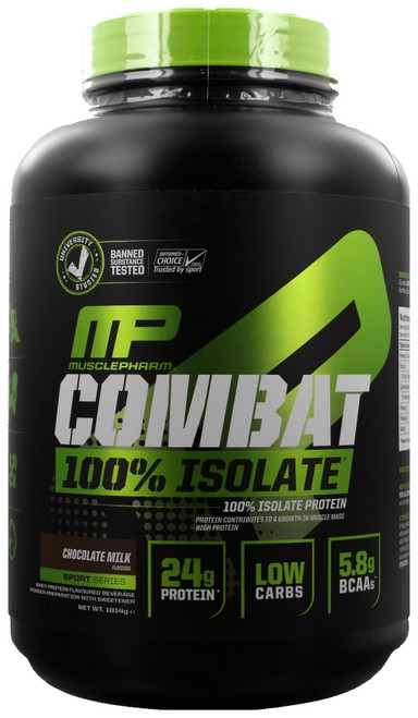 MusclePharm Combat 100% Isolate Sport Series 1814 G