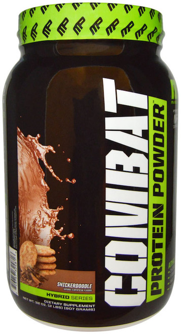 MusclePharm Combat Protein Powder 907 G (2 LB)