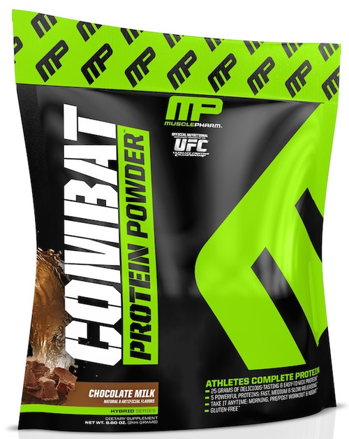 MusclePharm Combat Protein Powder 4.5 KG (10 LB)