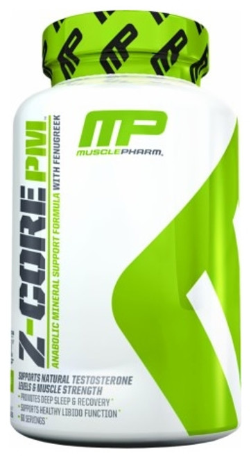 MusclePharm Z-Core PM 60 Capsules