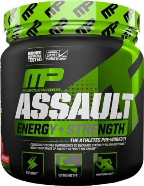 MusclePharm Assault Sport Series 30 Servings