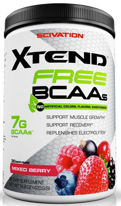 Scivation Xtend Free BCAA's 30 Servings