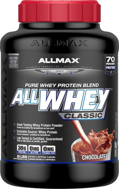 AllMax AllWhey Classic 2.2 KG (5 LB)