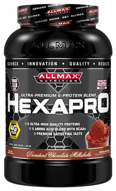 AllMax HexaPro 1.36 KG (3 LB)