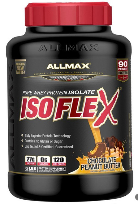 AllMax IsoFlex 2.2 KG (5 LB)
