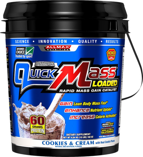 AllMax QuickMass Loaded 4.54 KG (10 LB)