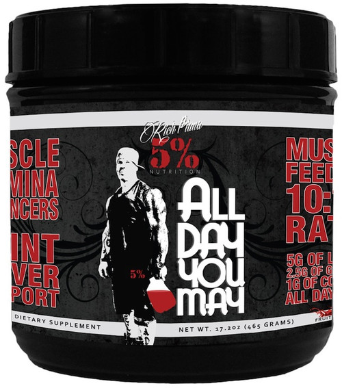 Rich Piana 5% All Day You May 30 Servings