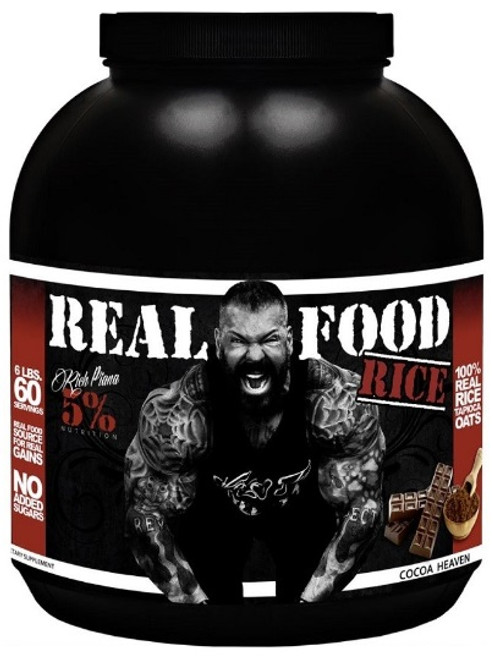 Rich Piana 5% Real Food Rice 60 Servings