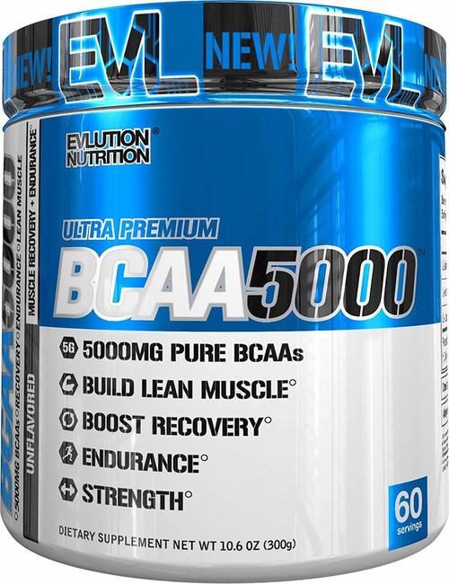 Evlution Nutrition BCAA 5000 300 G