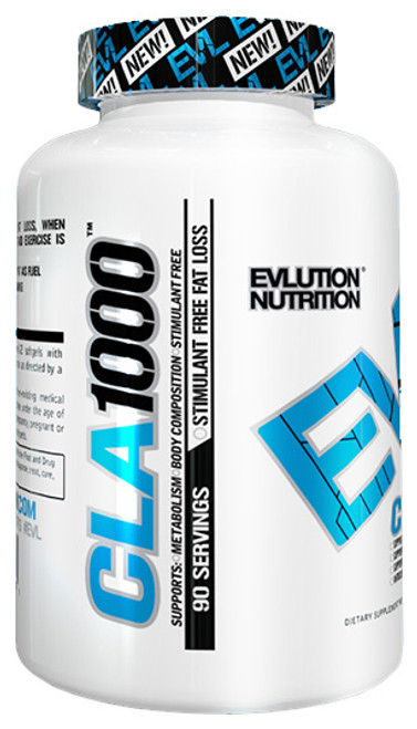 Evlution Nutrition CLA 1000 90 Softgel