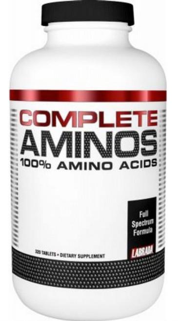 Labrada Complete Aminos 320 Tablets