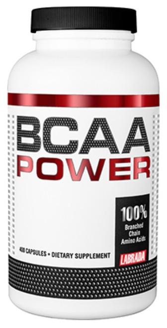 Labrada BCAA Power 400 Capsules