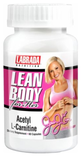 Labrada Lean Body for Her Acetyl L-Carnitine 60 Capsules
