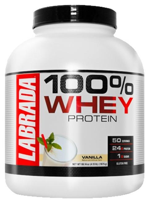 Labrada 100% Whey 1.8 KG (4 LB)
