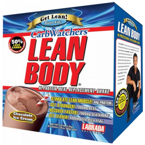 Labrada Carb Watchers Lean Body x 20 Sachets Pack