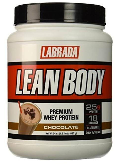 Labrada Lean Body Premium Whey Protein 680 G