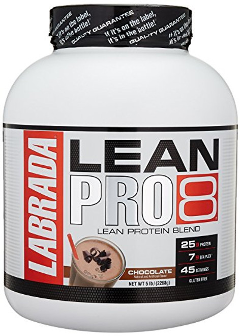 Labrada Lean Pro8 - 2268 G New Look