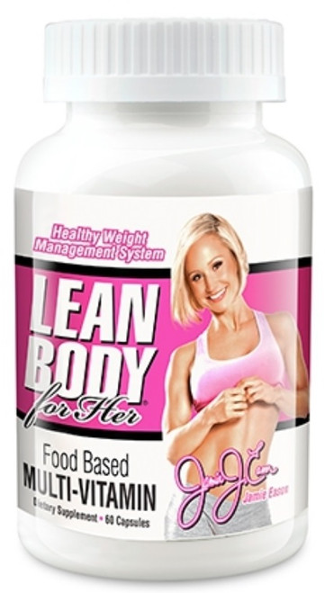 Labrada Lean Body for Her Food Based Multi-Vitamin 60 Capsules