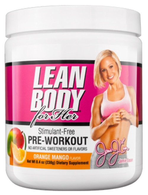 Labrada Lean Body for Her Stimulant Free Pre-Workout 238 G