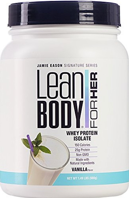 Labrada Lean Body for Her Whey Protein Isolate 680 G