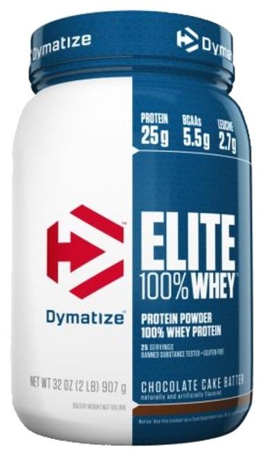 Dymatize Elite 100% Whey 907 G (2 LB)