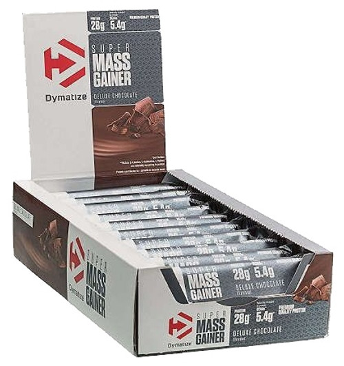 Dymatize Super Mass Gainer x 10 Bars Pack