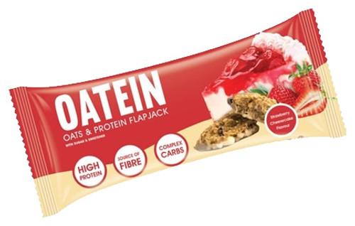 Oatein Oats & Protein Flapjack 75 G x 1 Flapjack