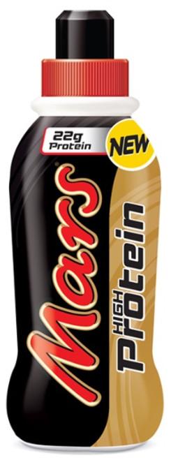 Mars High Protein 376 ML x 1 Bottle