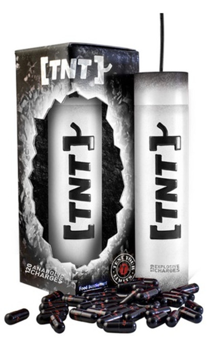 TNT Test Your Limits  Test Booster 120 Capsules