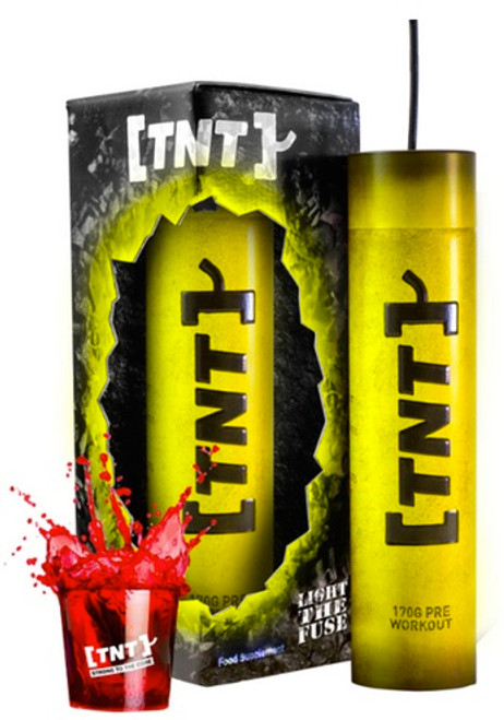TNT Light The Fuse 170 G (20 Servings)