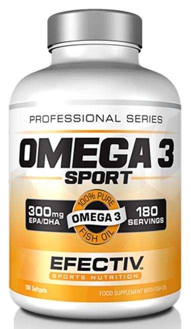 Efectiv Omega 3 Sport 180 Softgels