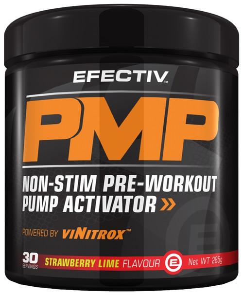 Efectiv PMP Non-Stim Pre-Workout Pump Activator 285 G