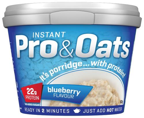 Efectiv Instant Pro & Oats 60 G x 1 Pot