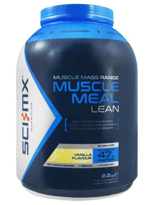 Sci-MX Muscle Meal Lean 2.2 KG