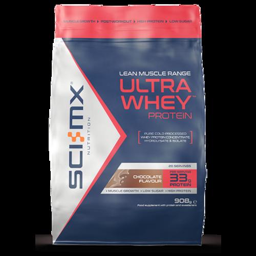 Sci-MX Ultra Whey Protein 908 G