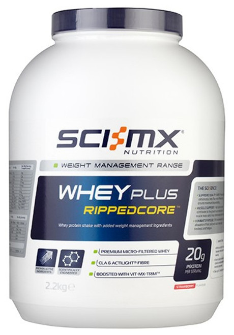 Sci-MX Whey Plus Rippedcore 2.2 KG
