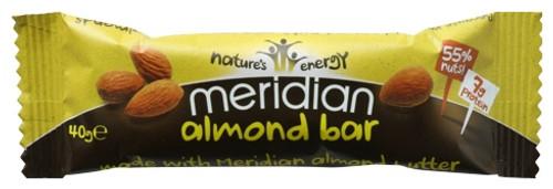 Meridian Almond Bar